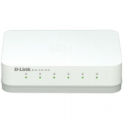 SWITCH D-LINK GO-SW 5 PORTS