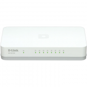 SWITCH D-LINK GO-SW 8 PORTS