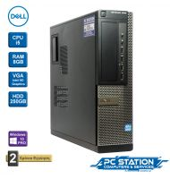 Dell OptiPlex 7010/ i5/ 8GB DDR3/ 250GB HDD/ Windows 10 PRO MAR