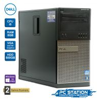 REFURBISHED DELL OPTIPLEX 990 A TOWER INTEL CORE I5 2500 3300MHZ 6MB 8GB DDR3 500GB HDD WINDOWS 10 PRO MAR